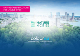 Colouree Nature4cities per città vivibili e sostenibili con le Nature Based Solutions