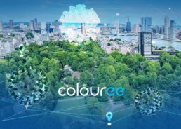 Colouree-big-data-COVID-19 location intelligence e big data
